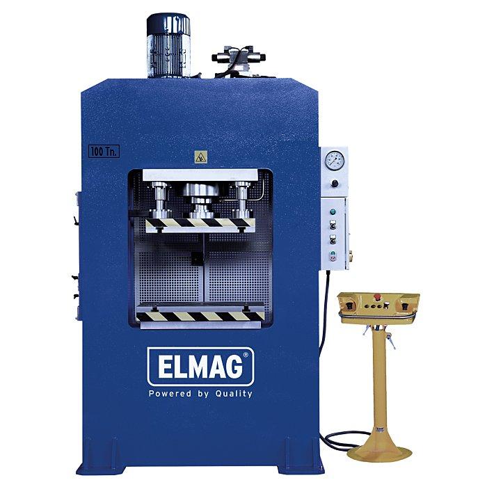ELMAG Hydraulische Werkstattpresse 81842