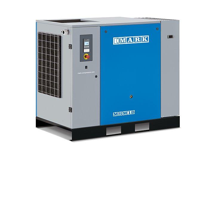 ELMAG MARK Schraubenkompressor MSM 18 12551