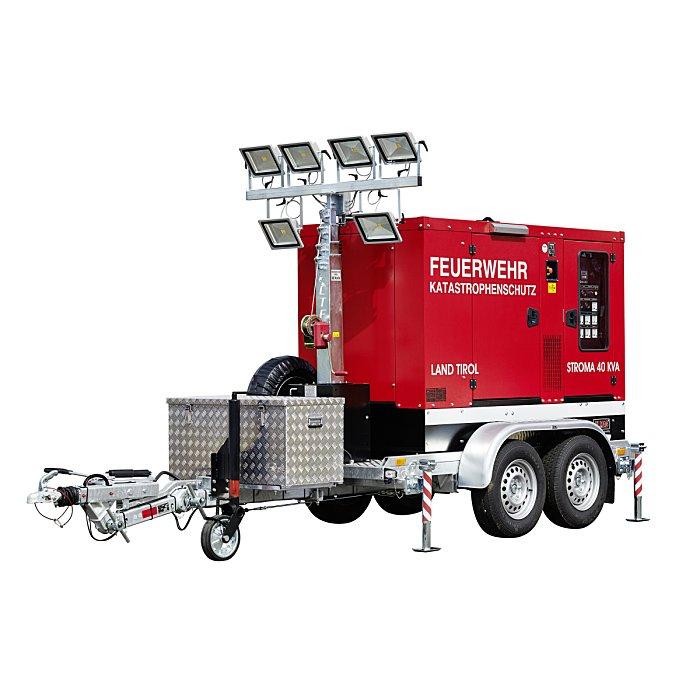 ELMAG Mobile Beleuchtungs- und Notstromanlage 53912