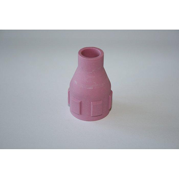 ELMAG Keramik-Gashülse, l=37,4 mm, NW 13,0 mm 59532