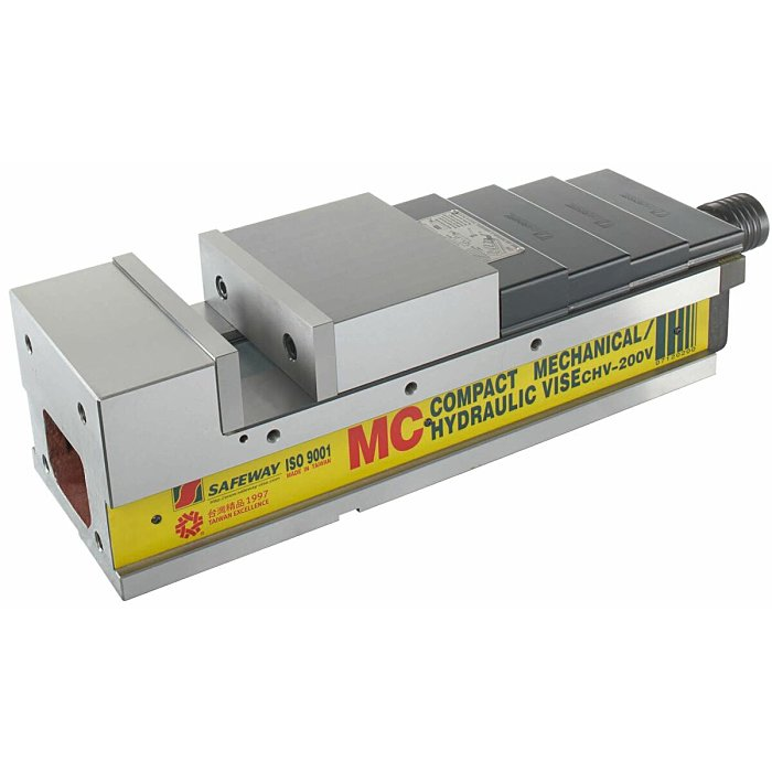 ELMAG CNC Hydraulikschraubstock 82801