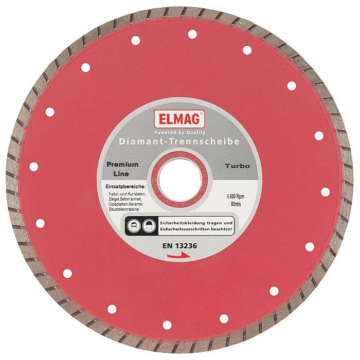 ELMAG Diamantscheibe 300 mm 61547