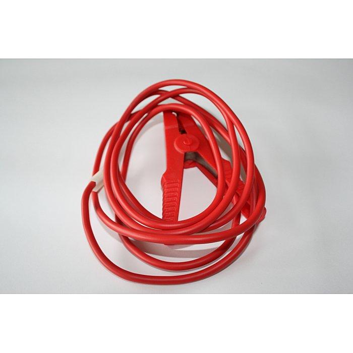 ELMAG Polklemme (rot +) inkl. Kabel 9505490