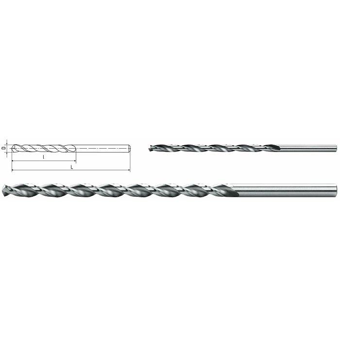 ELMAG HSS Co5-Spiralbohrer DIN 1869 71107