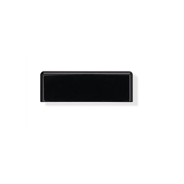 HEWI Bodentürpuffer 100XC625 H.20mm Edelstahl spiegelpoliert