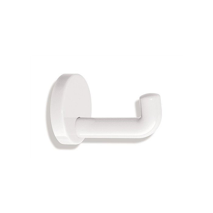 HEWI Einzelhaken 477.90.030 92 Polyamid Durchmesser 70mm anthrazitgrau