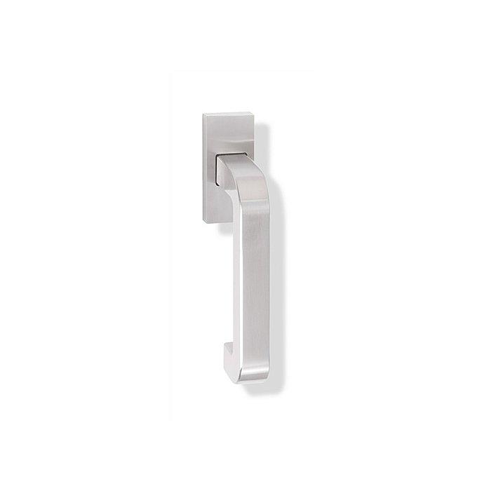 HEWI Fenstergriff 211XAFG.1B VK7mm vorsteh.Stift-L.30mm 90Grad-Rastung VA matt
