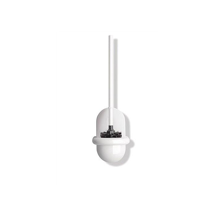 HEWI WC-Bürstengarnitur 477.20.100 92 Polyamid anthrazitgrau