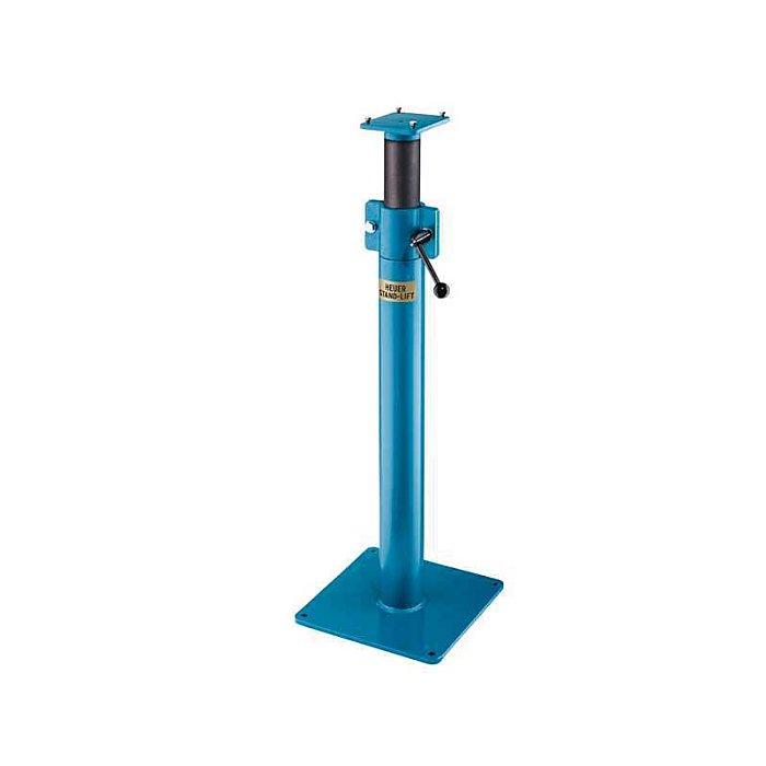 HEUER Elevador de pie para tornillo de banco 140mm 117140