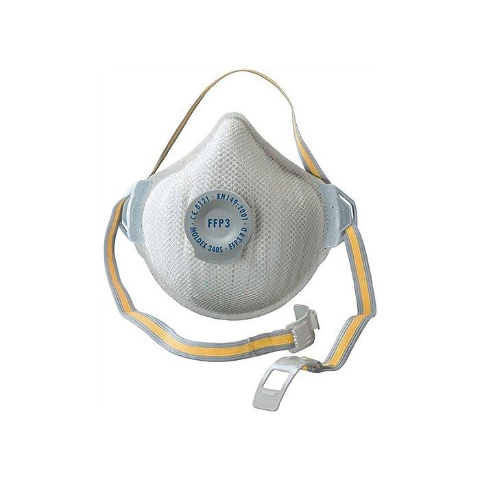Moldex Atemschutzmaske 3405 FFP3RD b.30xAGW-Wert MOLDEX EN149:2001+A1:2009 reusable 340501