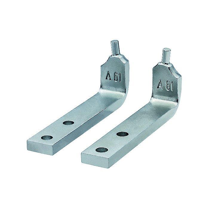 Knipex 1 par de puntas de recambio para 46 20 A61 46 29 A61