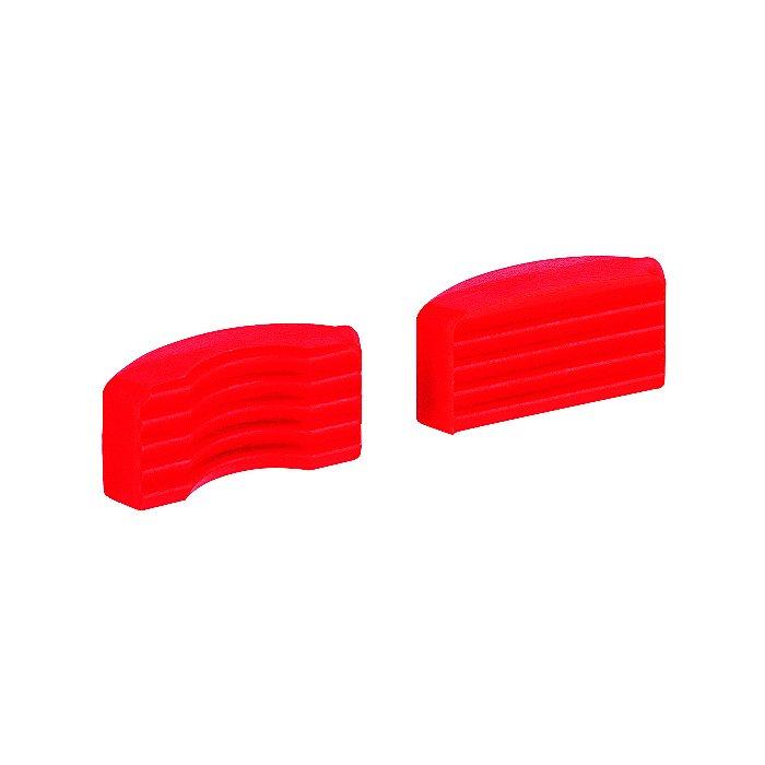 Knipex 1 par de mordazas de sujeción de recambio para 12 50 200 12 59 02