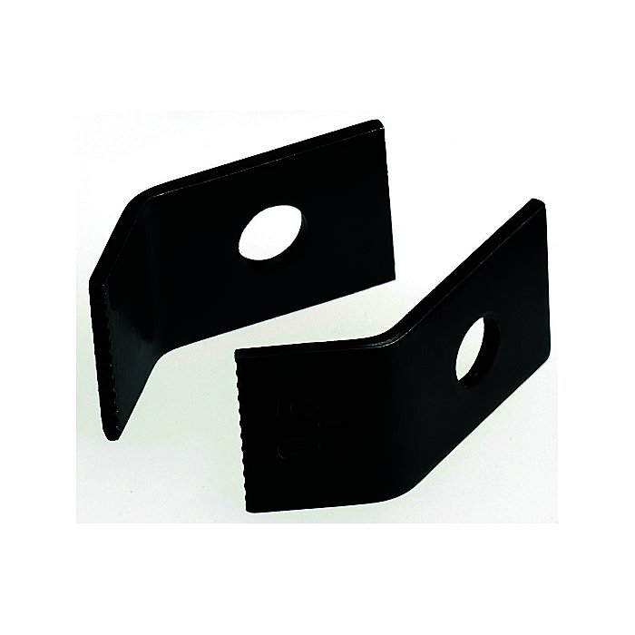 Knipex 1 par de cuchillas de recambio para 15 11 120 Ø 0,5mm 15 19 005