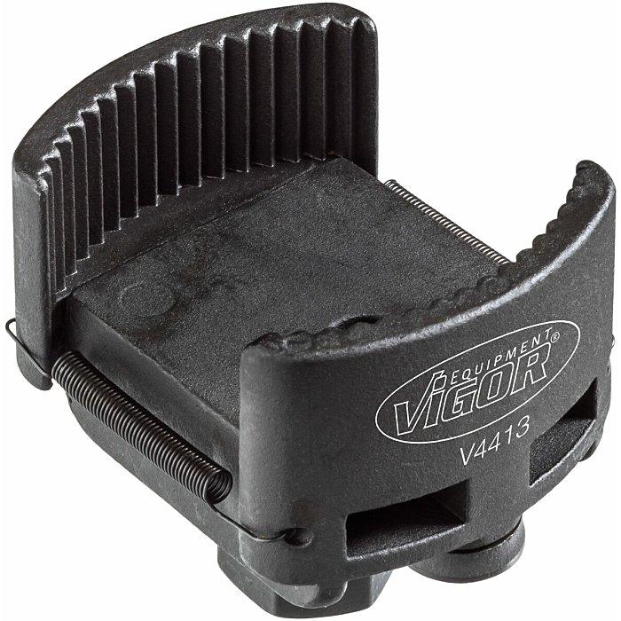 Vigor Ölfilter-Spannschlüssel, 115 ? 140 mm, universal V4415