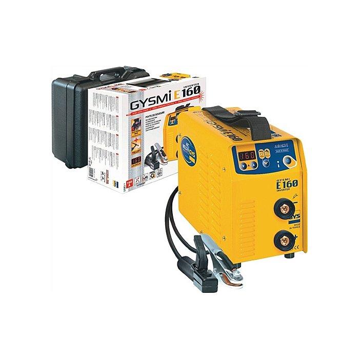GYS Elektrodenschweissgerät GYSMI E160 1x230V 10-160A ohne Brenner 16002