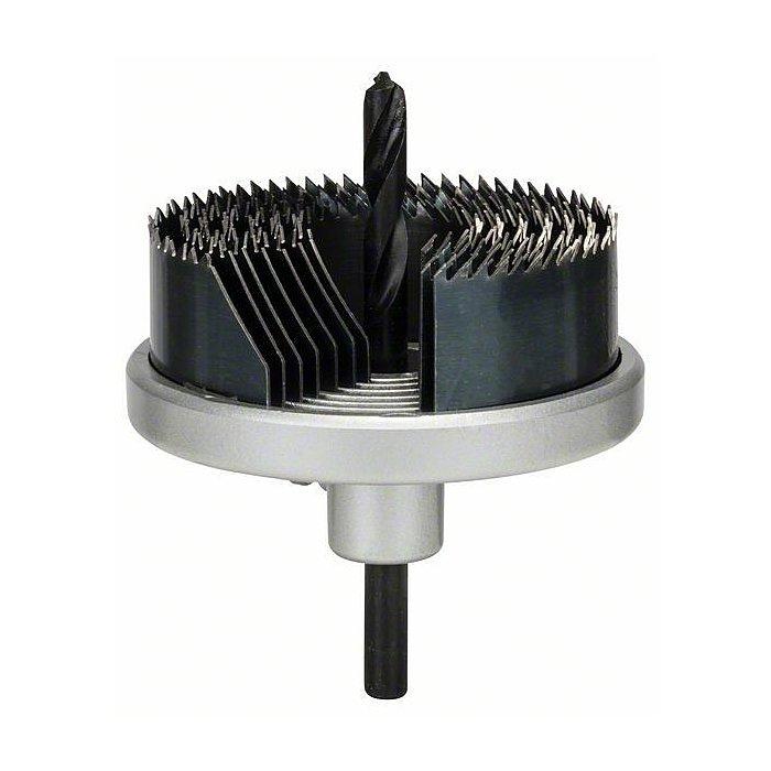 Bosch Sägekranz-Set, 7-teilig, 25 - 63 mm, Arbeitslänge 18 mm 2608584061