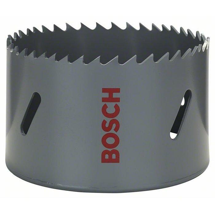Bosch Lochsäge HSS-Bimetall für Standardadapter, 79 mm, 3 1/8 Zoll 2608584126