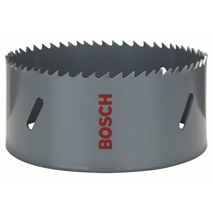 Bosch Lochsäge HSS-Bimetall für Standardadapter, 108 mm, 4 1/4 Zoll 2608584135