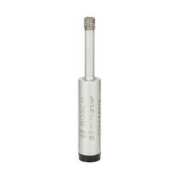 Bosch Diamanttrockenbohrer Easy Dry Best for Ceramic, 6 x 33 mm 2608587139