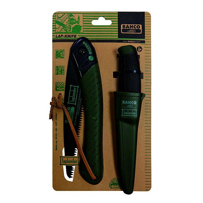 BAHCO Laplander + Universalmesser LAP-KNIFE