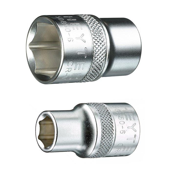 Heyco Steckschlüsseleinsätze, sechskant, Sechskant 16mm 50850601683