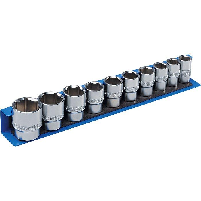 Heyco Leiste mit Steckschlüsseleinsätzen, 320 mm Länge 50850790083