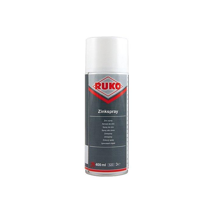 Ruko Barattolo spray allo zinco, 400 ml 100110
