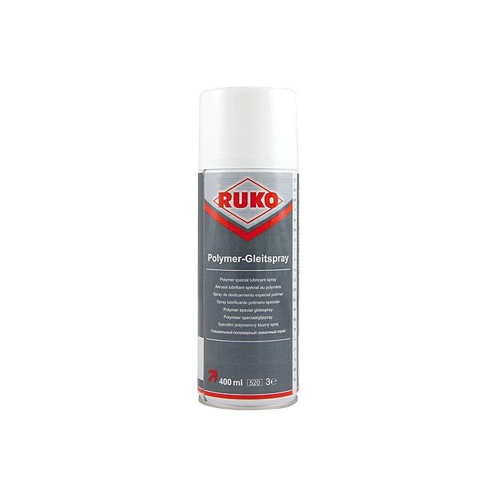 Ruko Barattolo spray lubrificante polimero speciale, 400 ml 100111