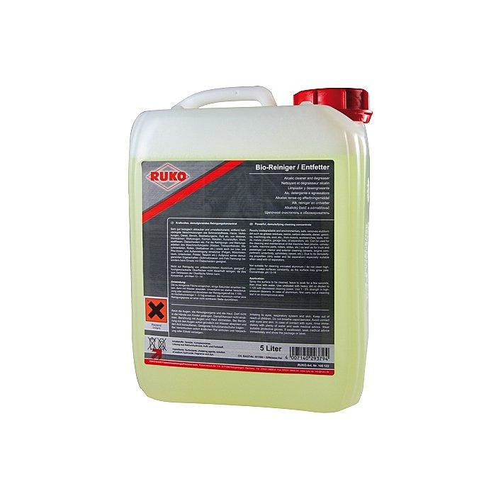 Ruko BIO alc. detergente e sgrassatore in flacone 5 L 100122