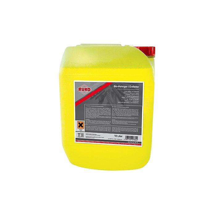 Ruko BIO alc. detergente e sgrassatore in flacone 10 L 100123