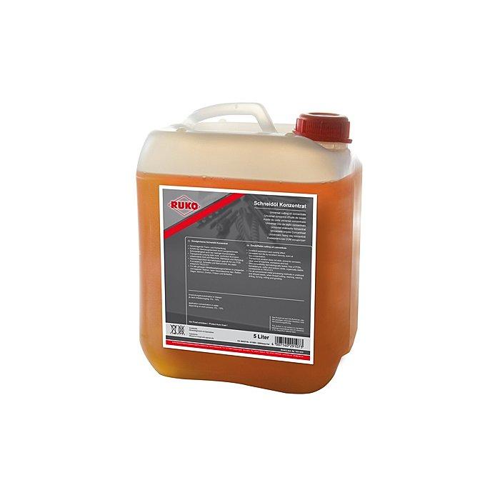 Ruko Universal Olio da taglio concentrato in flacone 5 L 101033