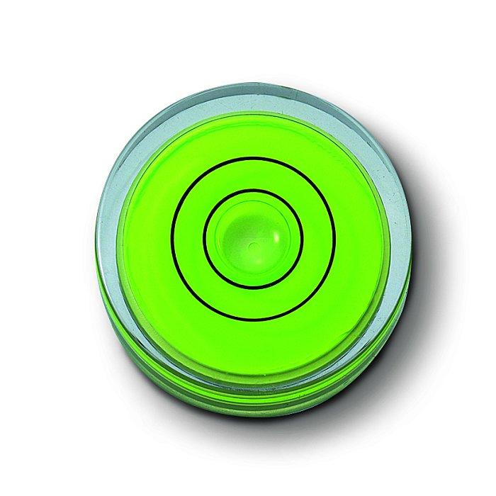 BMI Dosenlibellen D 40 grüne Flüssigkeit - ohne Aufdruck 680040-D