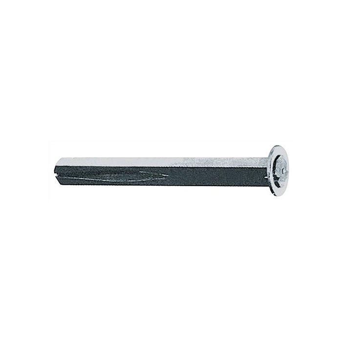 edi Wechselstift Typ B VK 10mm Länge 65mm Stahl verzinkt zur Durchsteckmontage 594100650