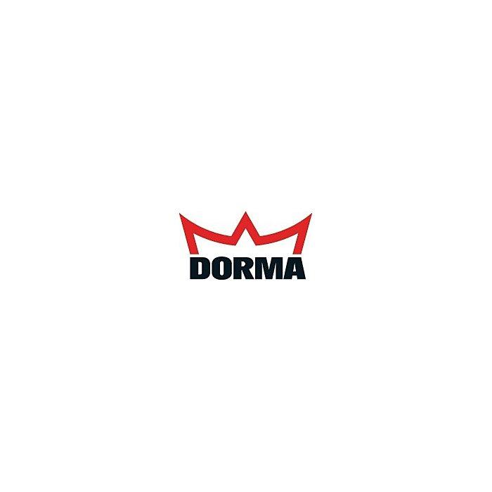 Dorma Gleitschienen Schließfolgeregler GSR-EMR 2/VL im Contur Design silberfarbig 64236001