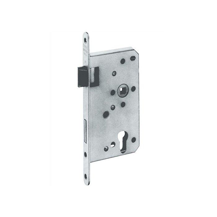 BKS Panik-Einsteckschloss 1201 DIN 18250 DIN re. Dorn 65mm Entf. 72mm Fkt. D 20VA 12010144