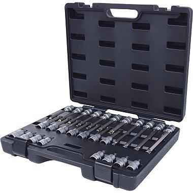 KS Tools 1/2 XZN Steckschlüssel-Satz, 26-tlg. 911.1635