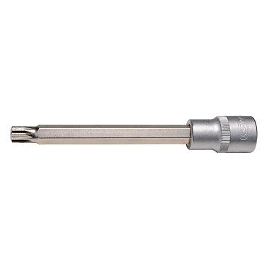"""KS Tools 1/2"""" Bit-Stecknuss XZN, L=140mm, M10 911.1970"""