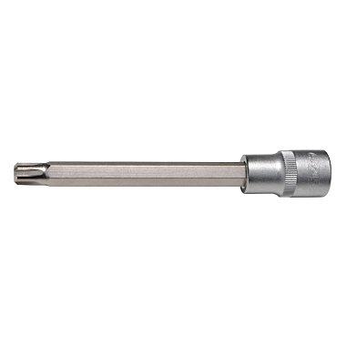 """KS Tools 1/2"""" Bit-Stecknuss RIBE, L=140mm, M10 911.1980"""
