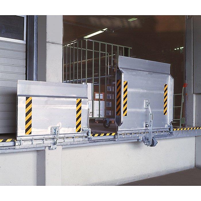 ALTEC SKB-SL, Seitlich verschiebbar, Ausführung mit Federausgleich, L: 1105 mm x B: 1500 mm 304.11.005