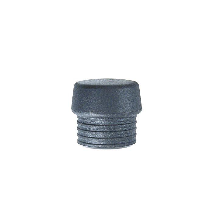Wiha Mellemblødt slaghoved Rund til Safety kunststofhammer (26426) 80 mm 8313080