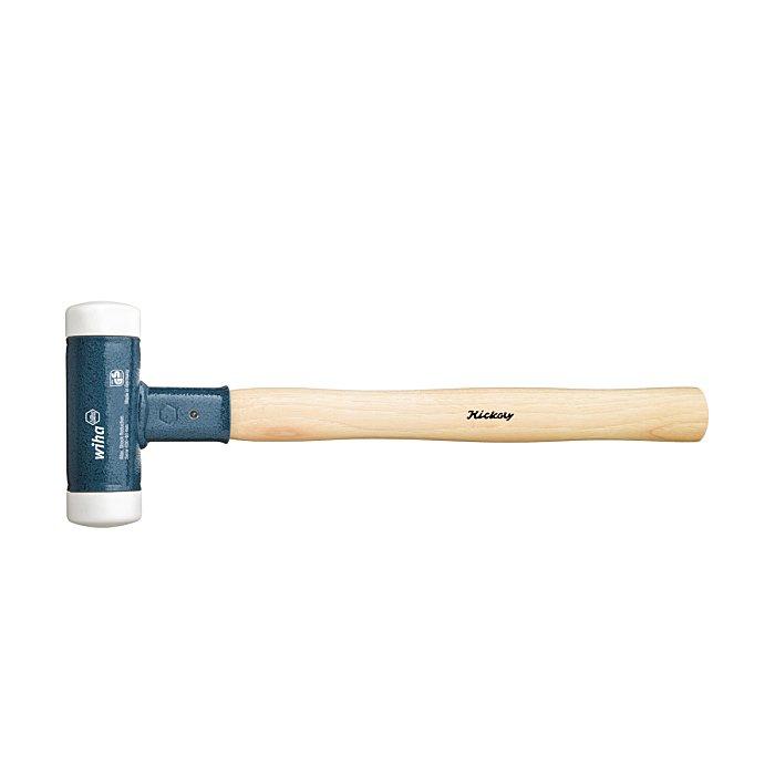 Wiha Dødslagshammer, meget hård med Hickory-træskaft, rundt slaghoved (39012) 50 mm 800150