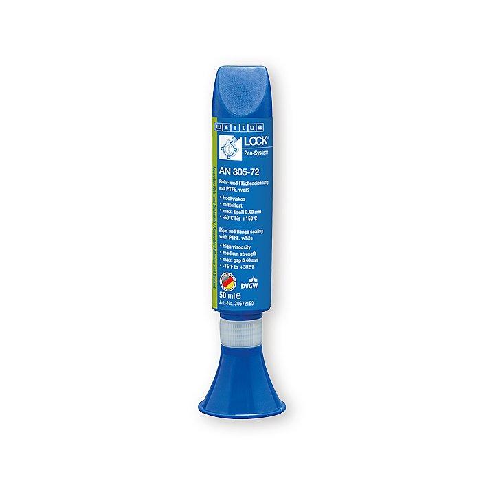 WeiconLOCK® AN 305-72 Rohr- und Gewindedichtung 50 ml 30572150