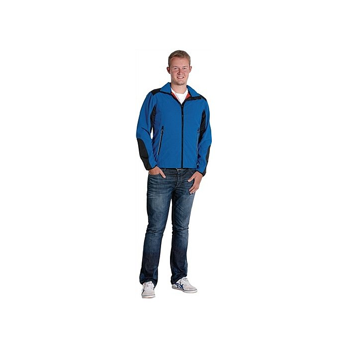 Northland Gravity Pro Stormstop FLC Jacket Gr.M royal blau 02-05783