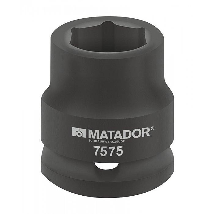MATADOR Kraft-Steckschlüsseleinsatz, 20(3/4): 27mm 7575 0270