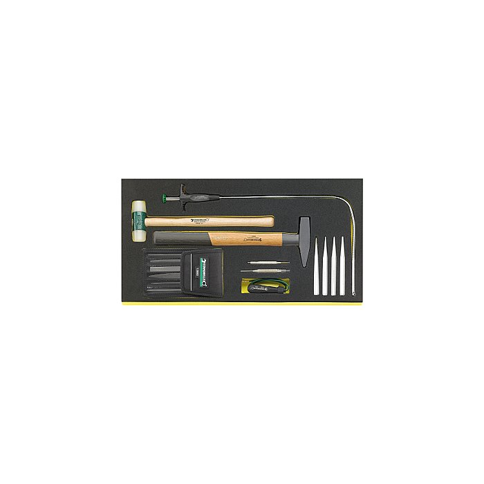 STAHLWILLE 13224A WT/TS Werkzeugkoff.Mit Tool-Contr.-Einlag.Und Werkzeug. 98814910
