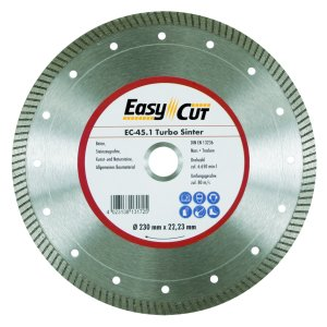 230mm EC-45.1 25,4, 22,23mm 1,8 x 10mm Ring