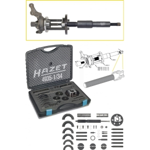 Hazet Adapter 2 1/4?-14UNS 4935-43