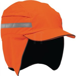 Scott Safety Anstosskappe FIRST BASE 3 Winter Signalorange EN812:A1 EN471 Kopfgr.52-65cm HC23HO/RP FB3 WIN HO