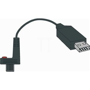 Datenkabel DIGI-MET USB f.Data-Variable L.2m