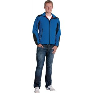 Gravity Pro Stormstop FLC Jacket Gr.XL royal blau